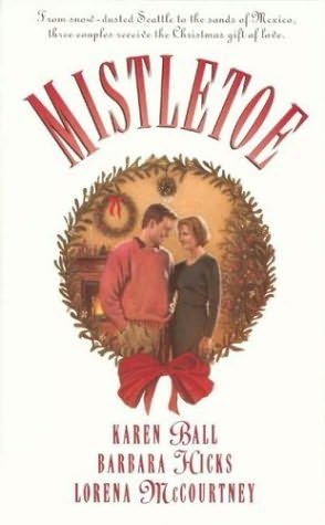 book cover of Mistletoe