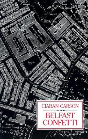 book cover of Belfast Confetti