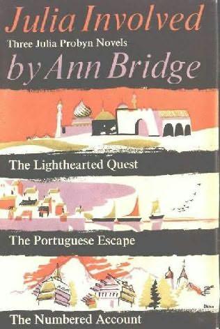 book cover of Julia Involved