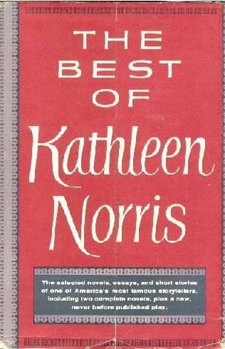 book cover of The Best of Kathleen Norris