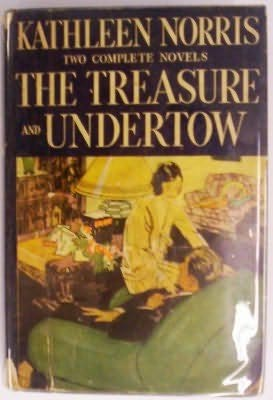 book cover of Treasure / Undertow