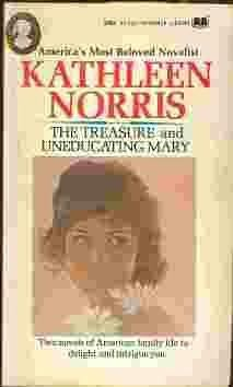 book cover of Treasure / Uneducating Mary