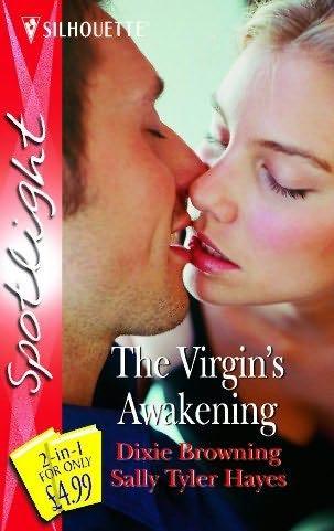 book cover of The Virgin\'s Awakening