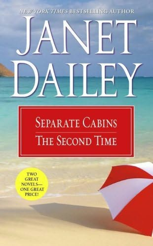 book cover of Separate Cabins / Second Time