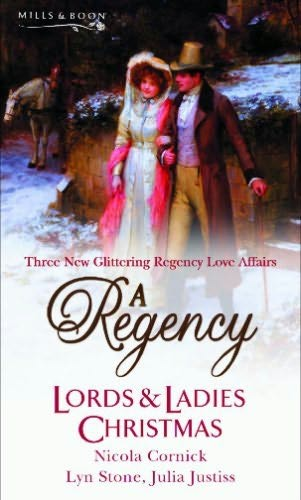 book cover of A Regency Lords and Ladies Christmas