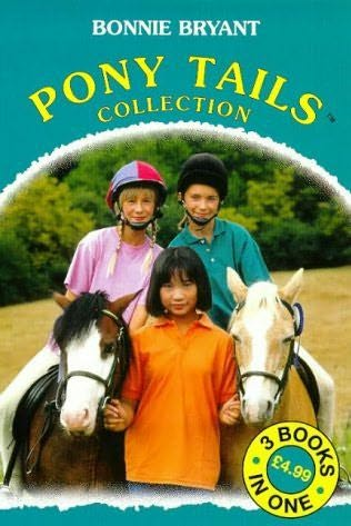 book cover of Pony Crazy / May\'s Riding Lesson / Corey\'s Pony Is Missing