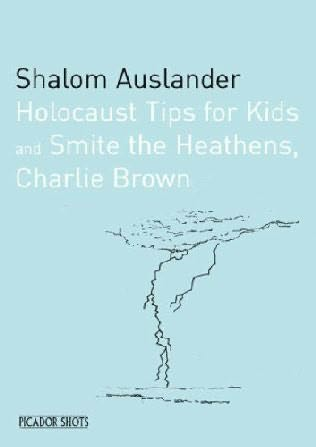 book cover of Holocaust Tips for Kids