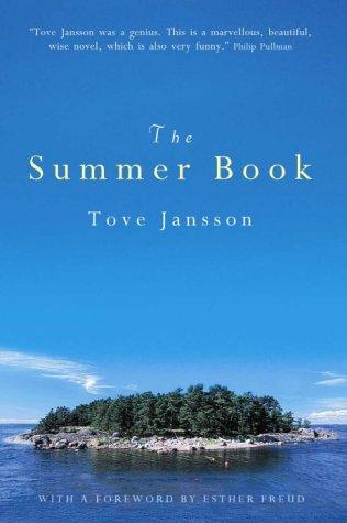 book cover of  The Summer Book  by Tove Jansson