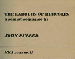 book cover of The Labours of Hercules