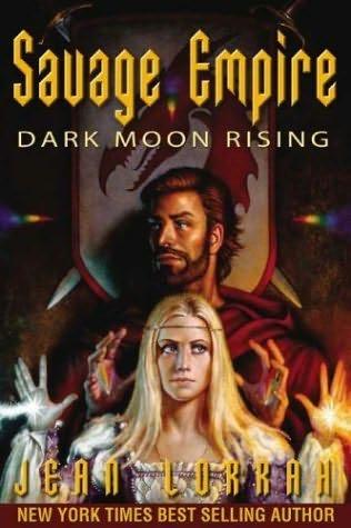 book cover of Dark Moon Rising