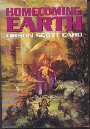 book cover of Earth