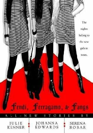 book cover of Fendi, Ferragamo, and Fangs