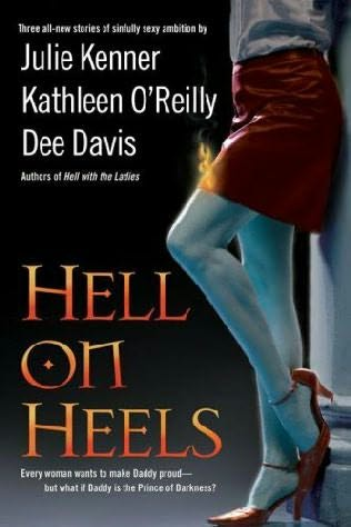 book cover of Hell On Heels