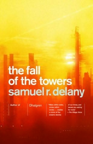 book cover of The Fall of the Towers
