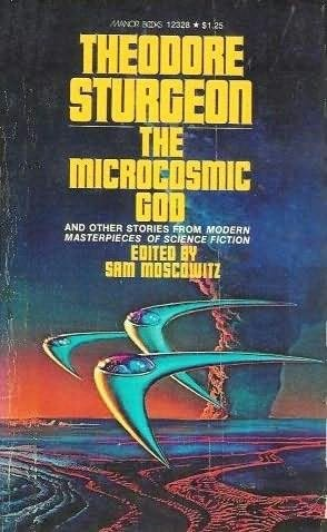 book cover of The Microcosmic God and Other Stories