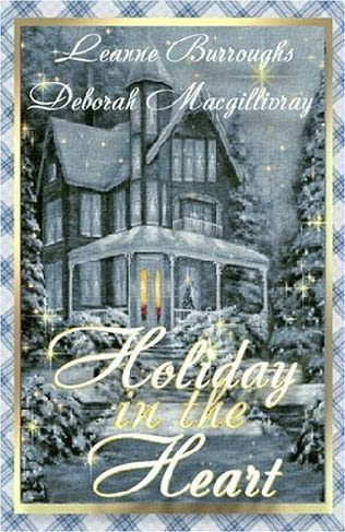 book cover of Holiday in the Heart
