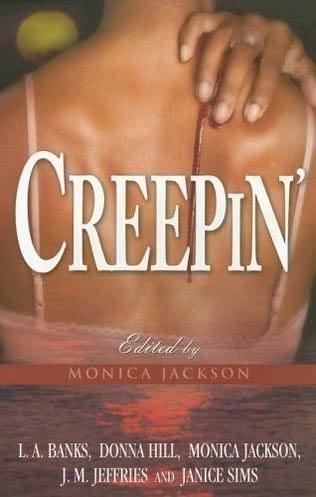 book cover of Creepin\'