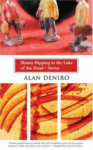 book cover of Skinny Dipping in the Lake of the Dead