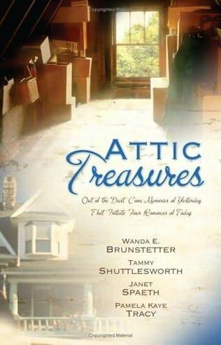 book cover of Attic Treasures