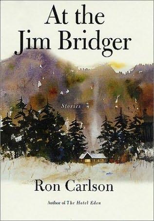 book cover of At the Jim Bridger