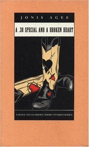 book cover of A .38 Special and a Broken Heart