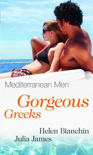 book cover of Gorgeous Greeks