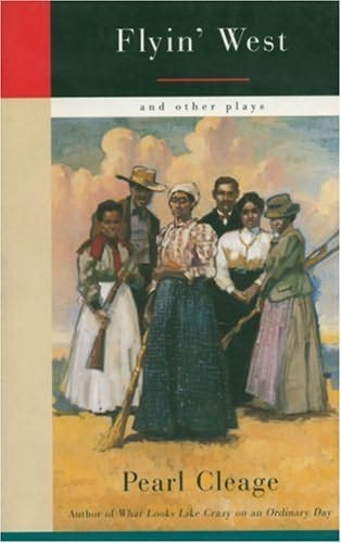 book cover of Flying West and Other Plays