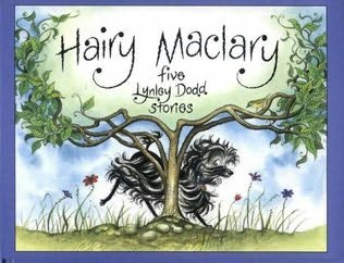 book cover of Hairy Maclary