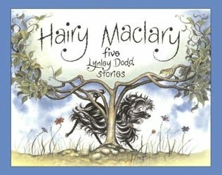 book cover of Hairy Maclary Omnibus