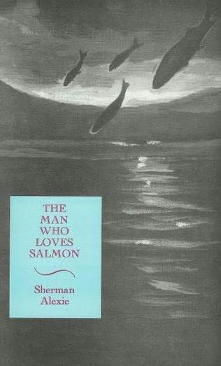 book cover of The Man Who Loves Salmon