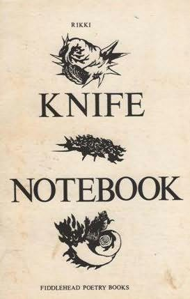 book cover of Knife Notebook