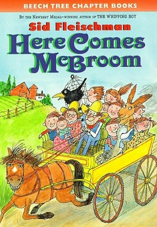 book cover of Here Comes McBroom
