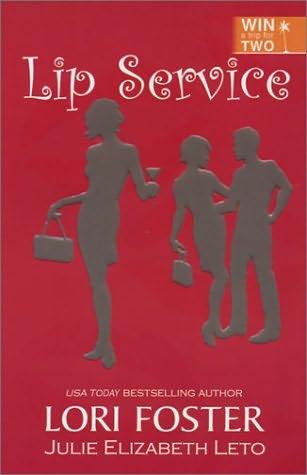 book cover of Lip Service