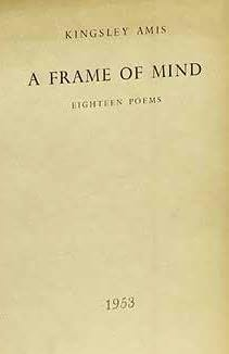 book cover of A Frame of Mind