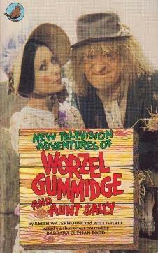 book cover of Worzel Gummidge and Aunt Sally