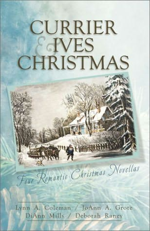 book cover of A Currier and Ives Christmas