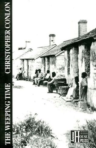 book cover of The Weeping Time