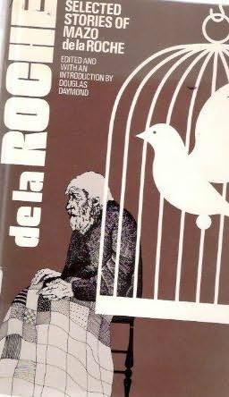 book cover of Selected Stories of Mazo de la Roche