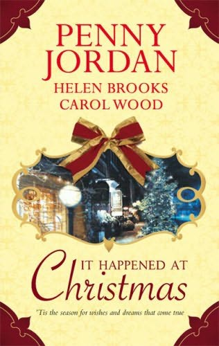book cover of It Happened At Christmas
