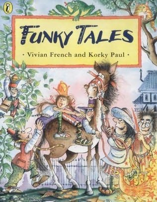 book cover of Funky Tales