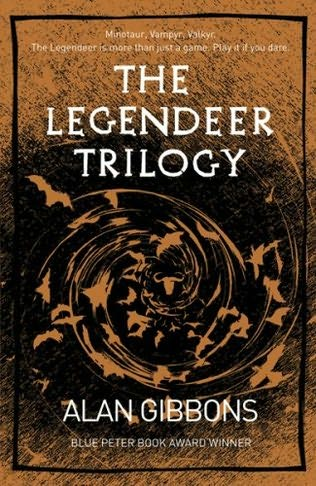 book cover of The Legendeer Trilogy