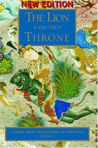 book cover of Lion and the Throne