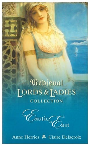 book cover of Exotic Past / Captive of the Harem / Pearl Beyond Price