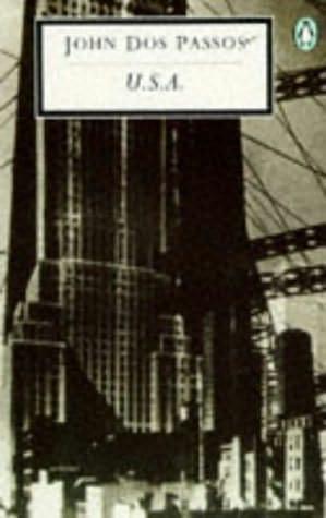 book cover of U.S.A.
