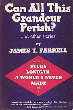 book cover of Can All This Grandeur Perish?