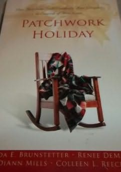 book cover of Patchwork Holiday