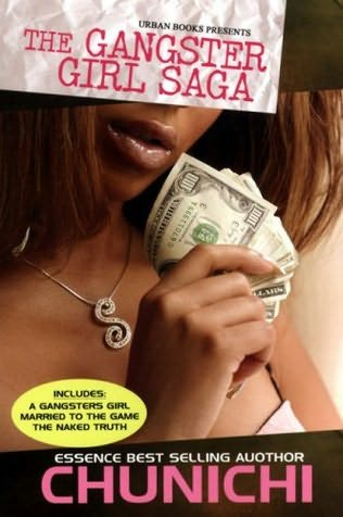 book cover of The Gangster Girl Saga
