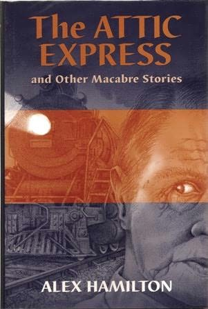 book cover of The Attic Express