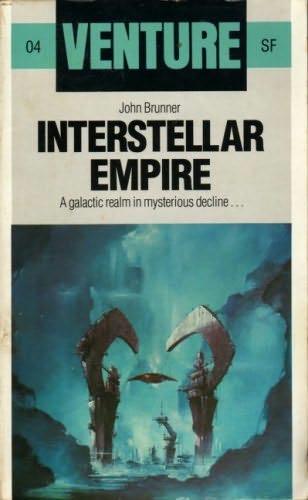 book cover of Interstellar Empire