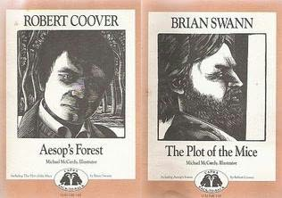 book cover of Aesops Forest and the Plot of Mice